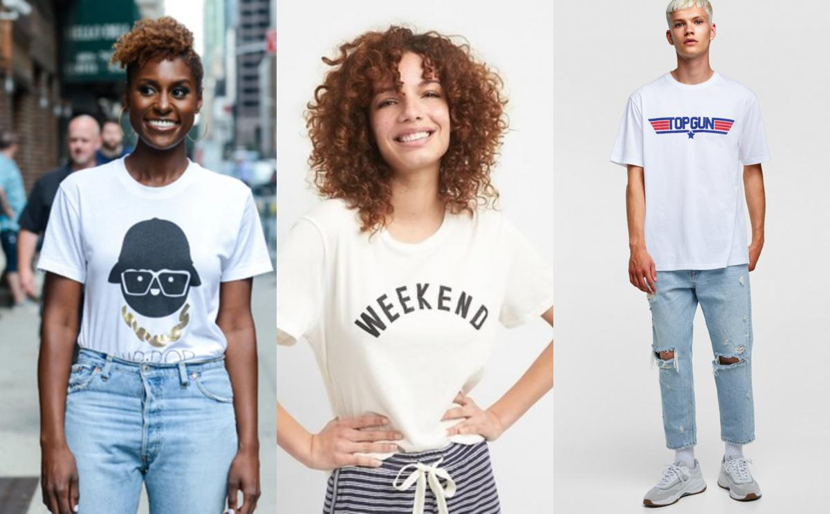 Graphic Tees For A Picture-Perfect Look