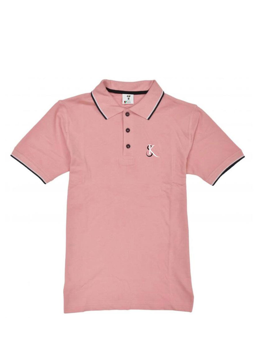 SK Baby Pink Polo